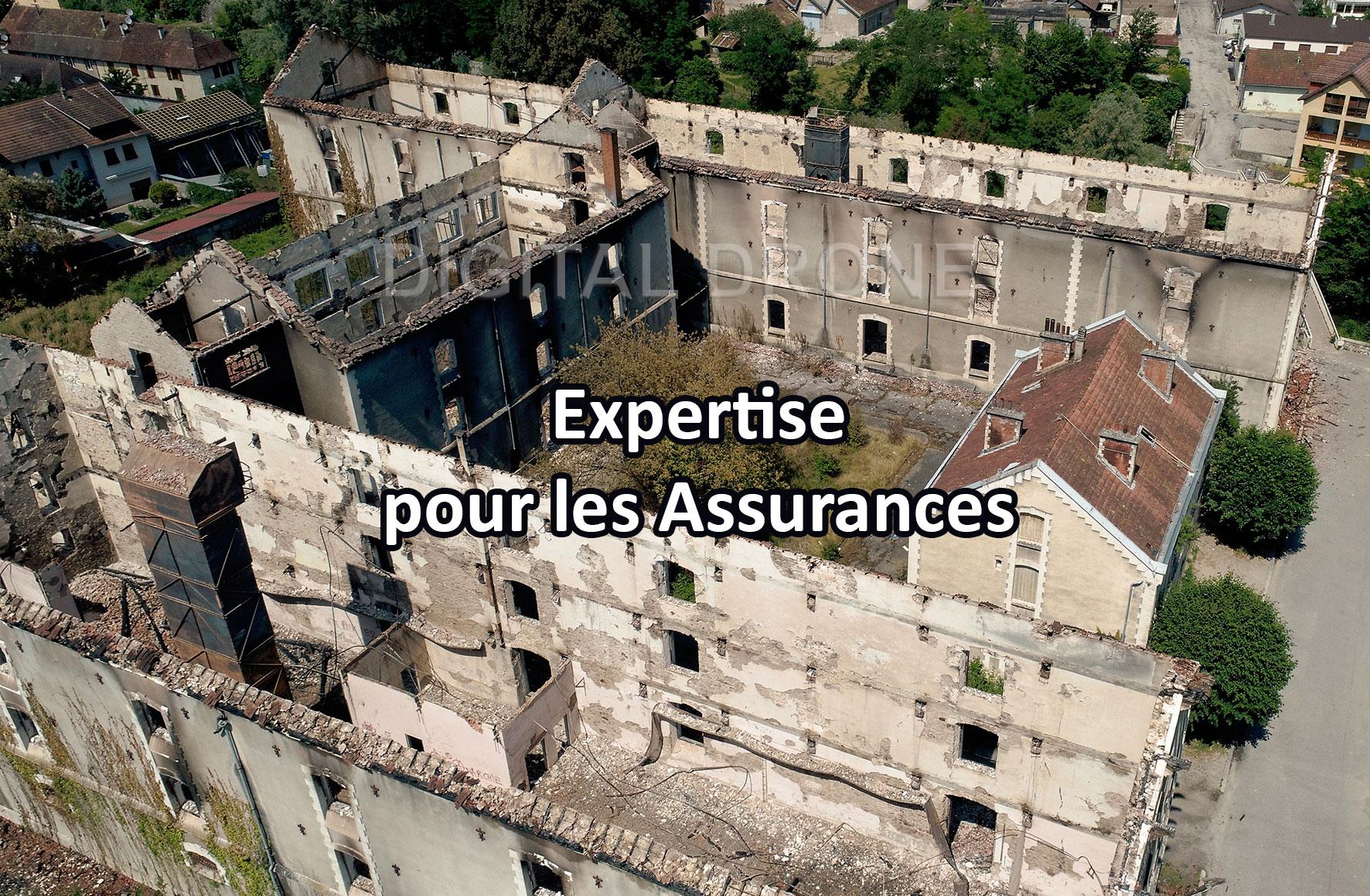 Expertise pour les assurances